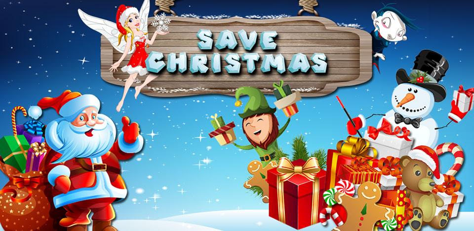 Save Christmas.Save Christmas Aldutek